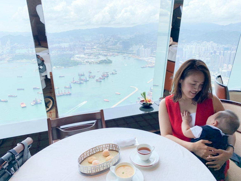 img 0091 - TIN LUNG HEEN- ザ・リッツ・カールトン香港 102階でいただく天龍軒の絶品飲茶