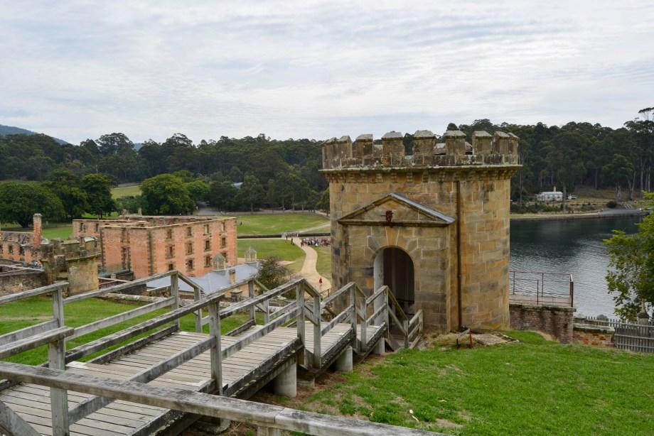 Fængselsanlægget i Port Arthur