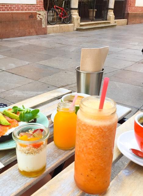 Malaga Breakfast 3