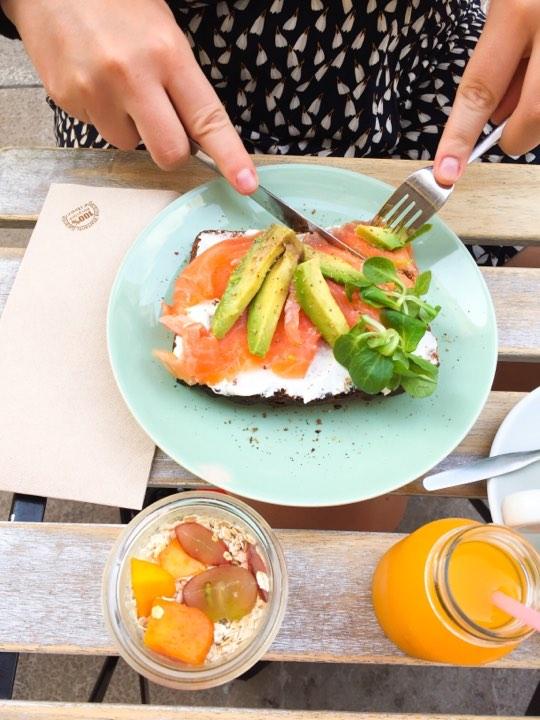 Malaga breakfast2