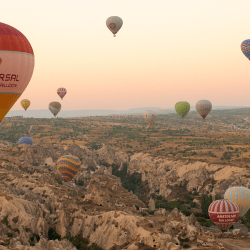 Cappadocia by The Travel Book co