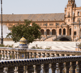 Sevilla by The Travel Book Co