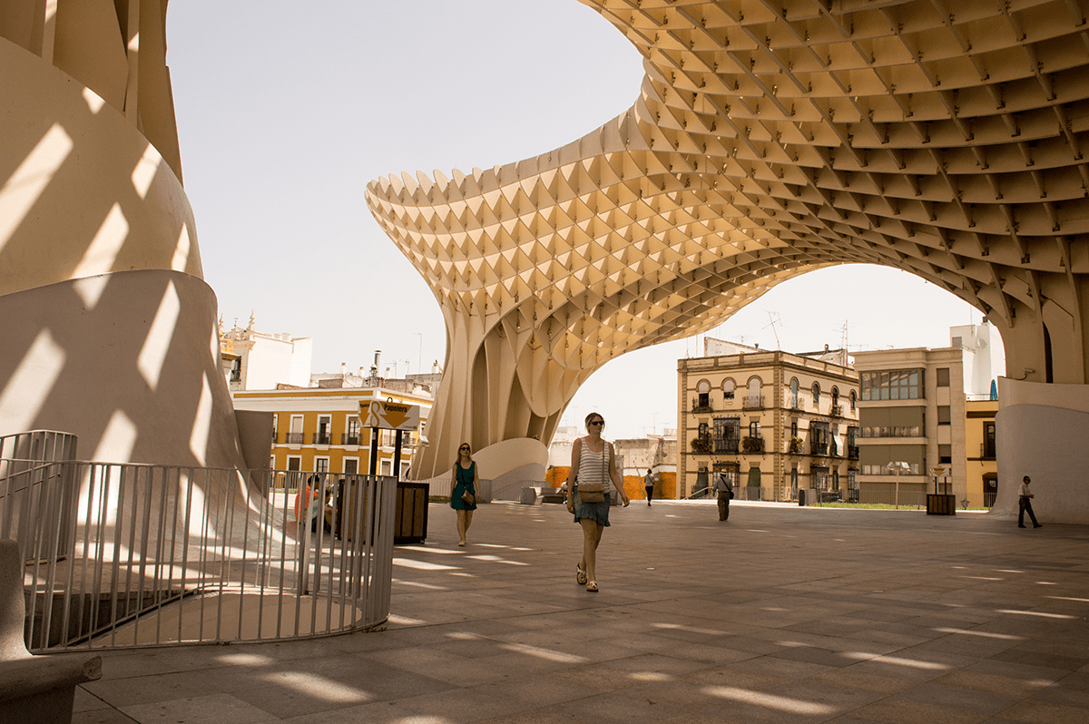 Sevilla by The Travel Book Co.