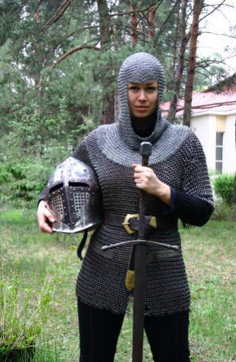 Kora Smirinova a Russian Ukrainian
