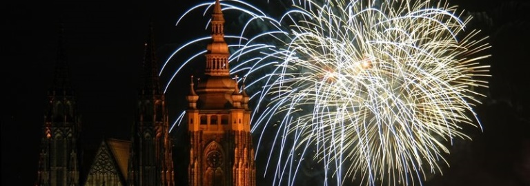 WHERE TO CELEBRATE THE NEW YEAR IN PRAGUE