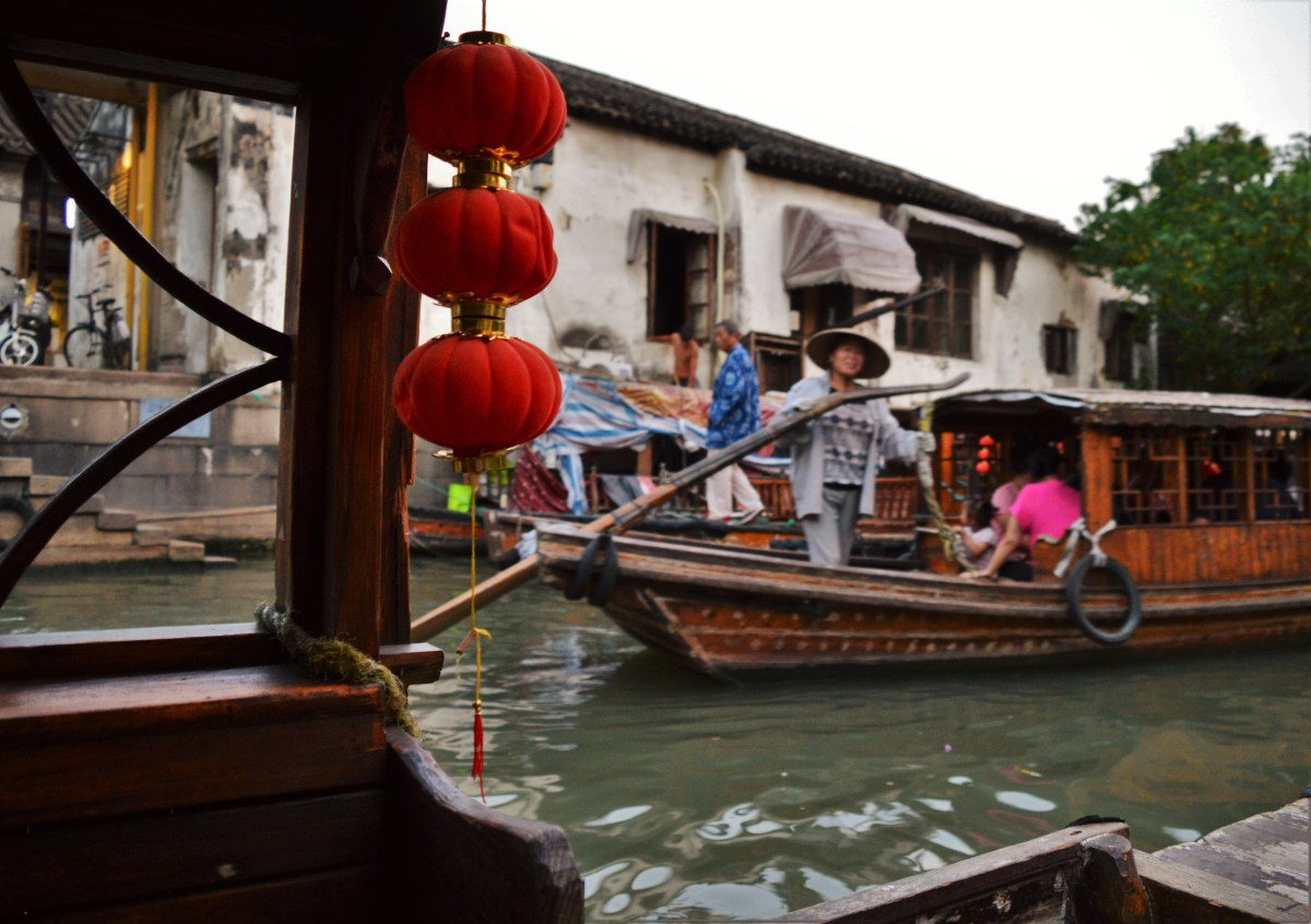 """A """"China Day"""" at the Water Village"""