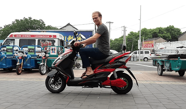, Are E-Bikes More Dangerous Than Motorcycles?, The Travel Bug Bite