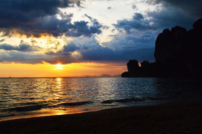 , Tonsai Beach: The Best Beach in Thailand