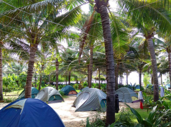 Our Stay at Long Son Mui Ne Campground