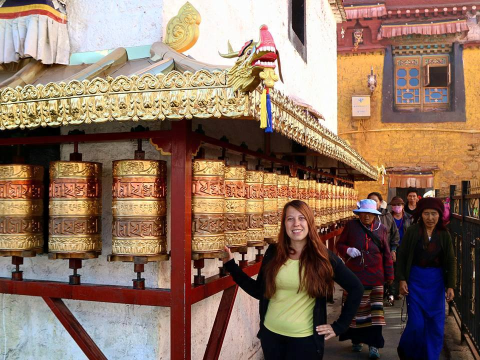 , Tibet Adventures: Chapter 1 – Lhasa, The Travel Bug Bite