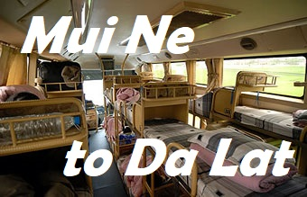 "Worst Bus Ride Ever: Mui Ne to Da Lat ""Sleeper Bus"""
