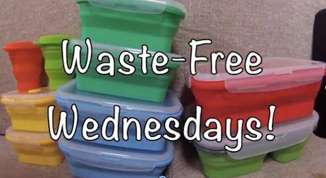 Waste-Free Wednesdays: Intro to Zero-Waste Lifestyle