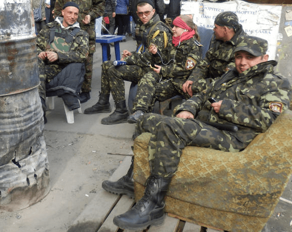 , Women at Maidan – War in Ukraine, The Travel Bug Bite