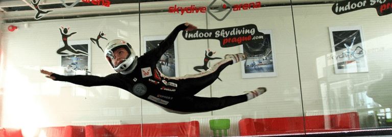 JETPACKS, INDOOR SKYDIVING AND OTHER PRAGUE ADVENTURES