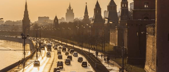 Auto tech companies battle chilly winds of Russian economy