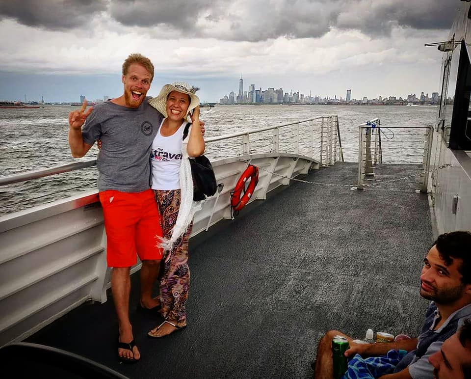 , Cheap Ferries with Great Views of New York, The Travel Bug Bite
