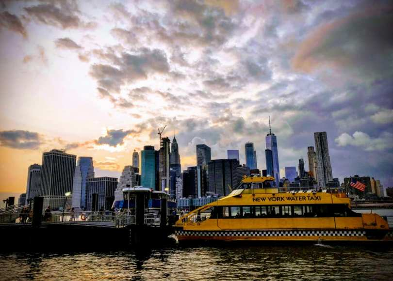 , New to New York: First Impressions