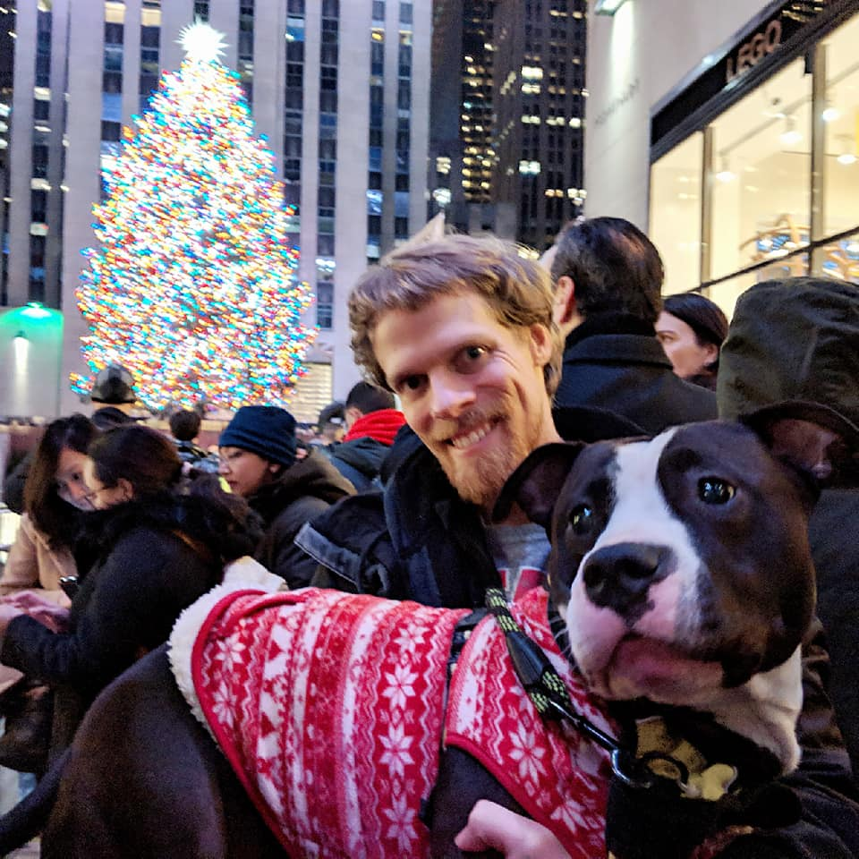 Christmas Cheer in NYC & Upcoming Break from Blogging