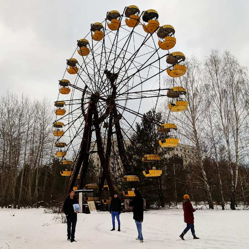 , Chernobyl Photos, Ukraine 2018, The Travel Bug Bite, The Travel Bug Bite