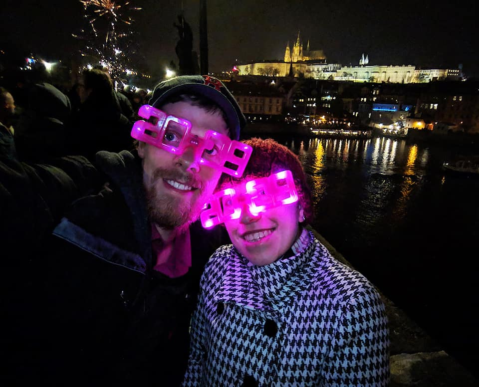 , New Year, New Me! Kind of… Maybe., The Travel Bug Bite