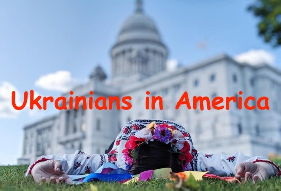 Ukrainians in America