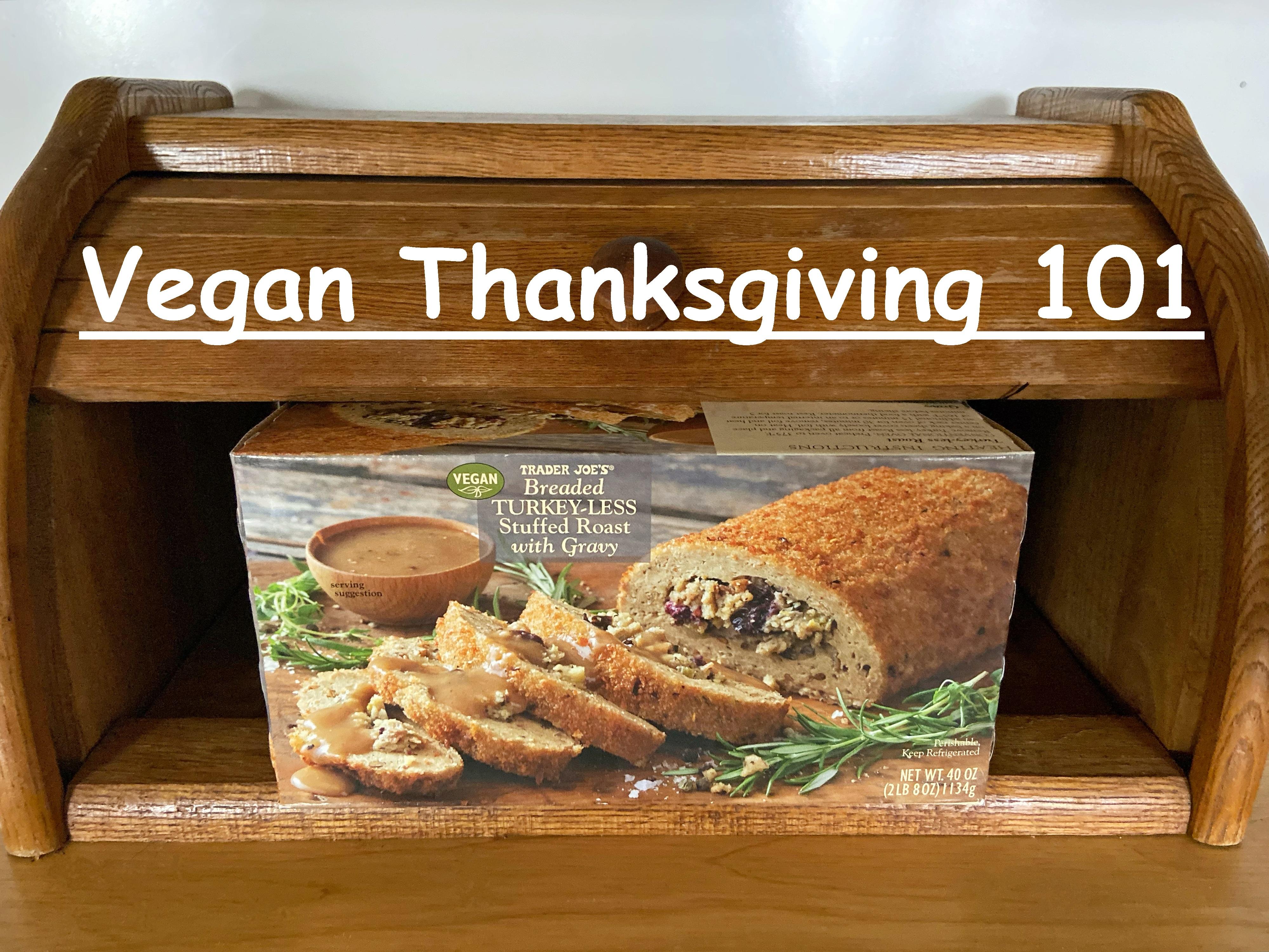 Vegan Thanksgiving, Vegan Thanksgiving 101: Meatless Turkey Options, The Travel Bug Bite
