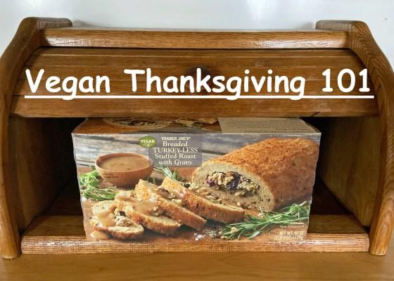 vegan thanksgiving turkey alternative