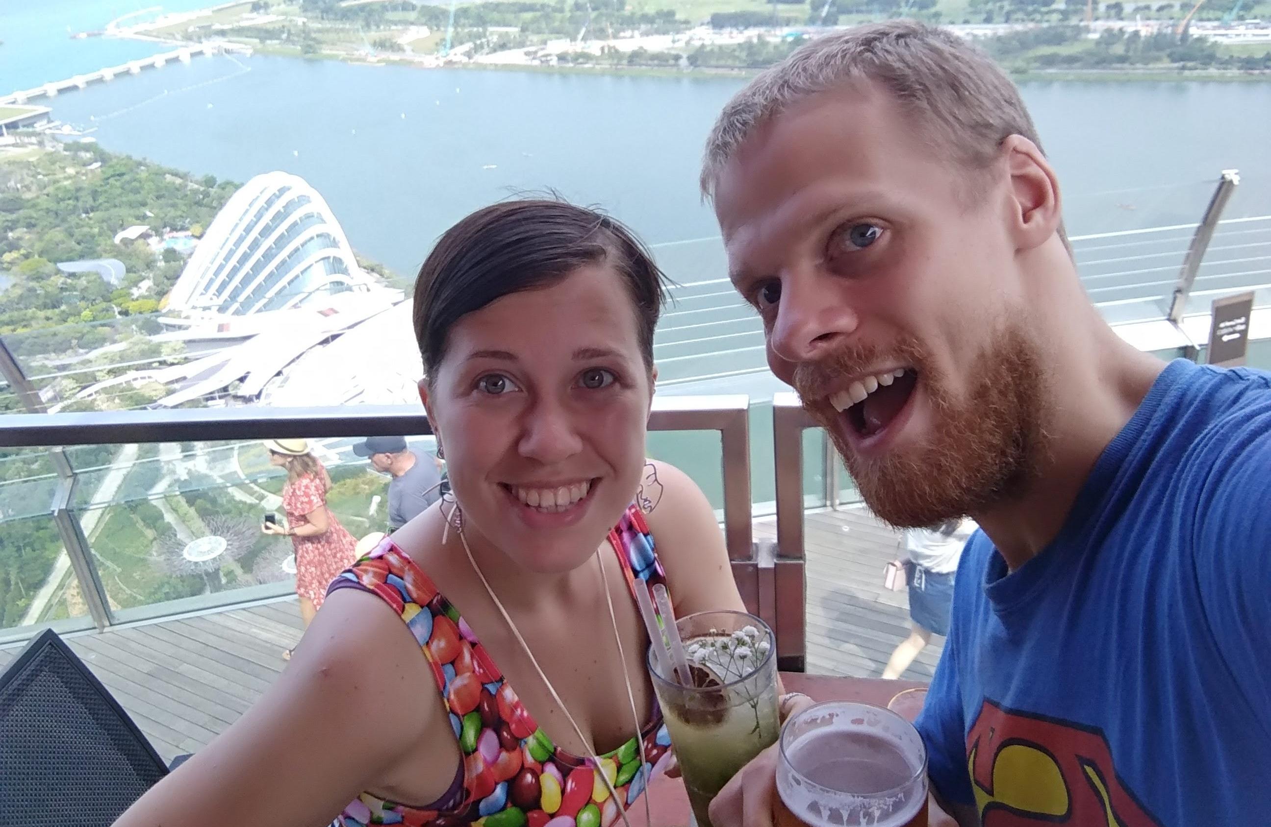 , Affordable Singapore Infinity Pool: Hotel Jen Orchardgateway, The Travel Bug Bite