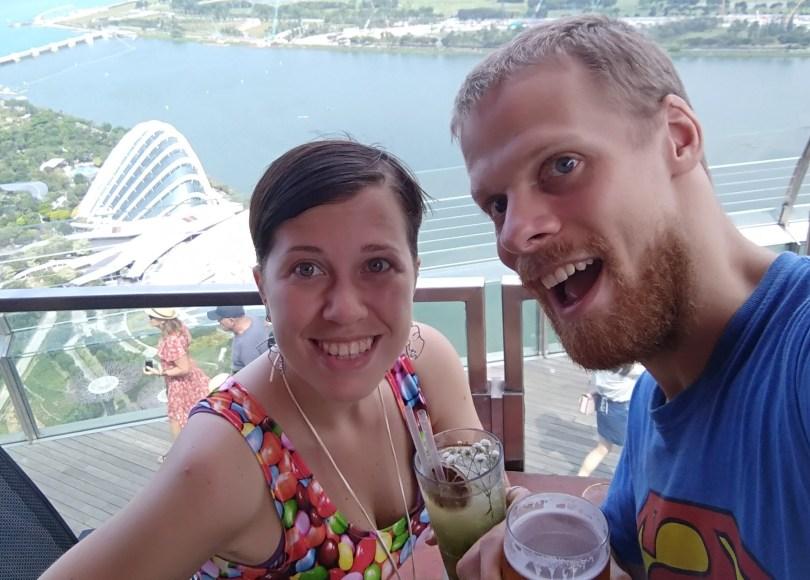 , Affordable Singapore Infinity Pool: Hotel Jen Orchardgateway, The Travel Bug Bite, The Travel Bug Bite