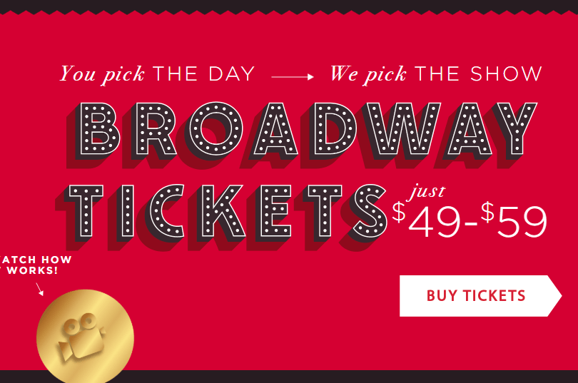 Broadway Tickets