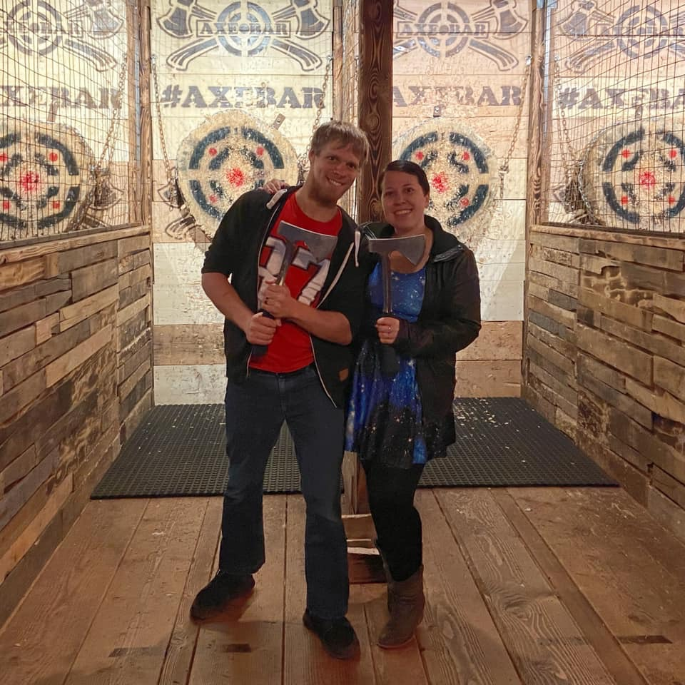 Axe Throwing, Axe Throwing in Lincoln, Rhode Island, The Travel Bug Bite