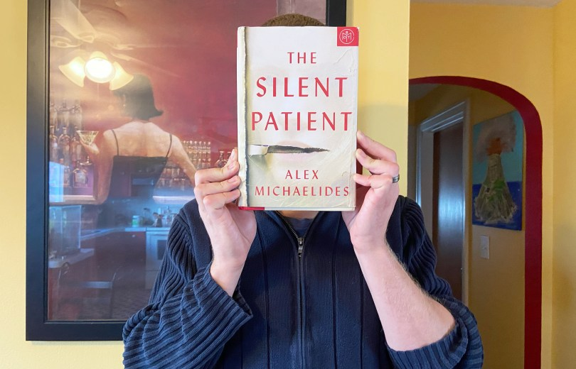 The Silent Patient, The Silent Patient by Alex Michaelides: Book Review, The Travel Bug Bite, The Travel Bug Bite