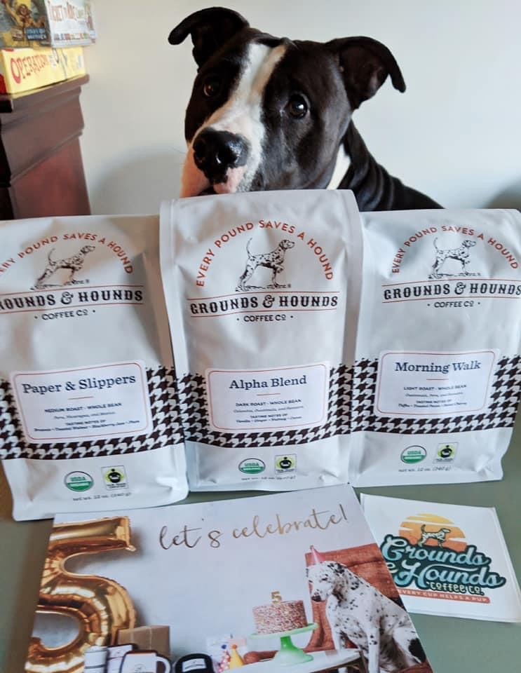 Grounds & Hounds, Grounds & Hounds: Good Cause Coffee Subscription, The Travel Bug Bite