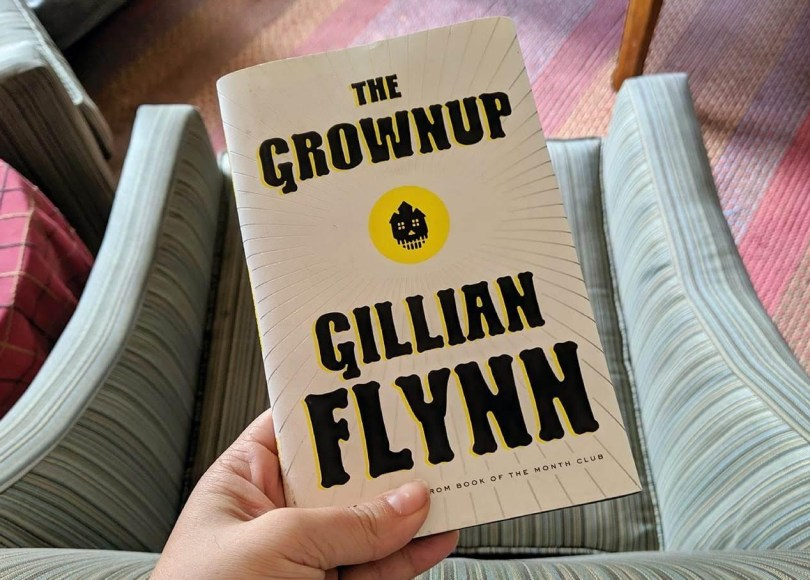 The Grownup, The Grownup by Gillian Flynn: Book Review, The Travel Bug Bite, The Travel Bug Bite