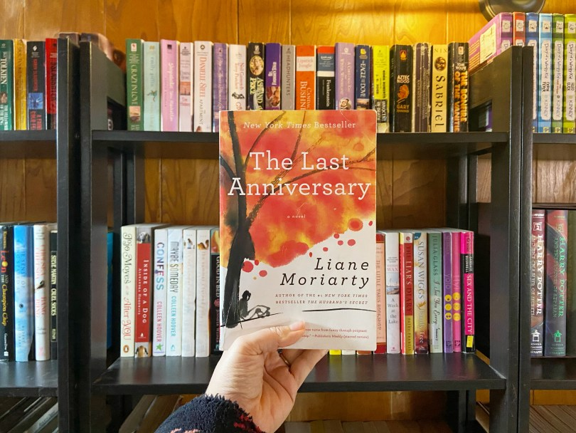 The Last Anniversary, The Last Anniversary by Liane Moriarty: Book Review, The Travel Bug Bite