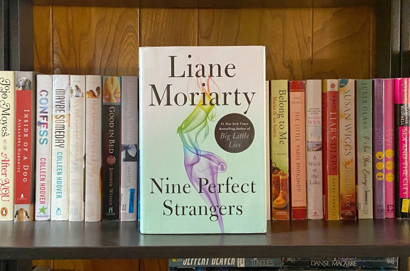 Nine Perfect Strangers, Nine Perfect Strangers by Liane Moriarty: Book Review, The Travel Bug Bite