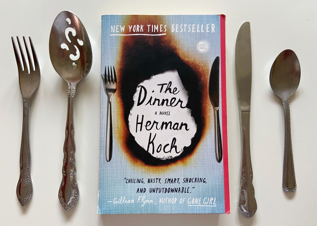 The Dinner by Herman Koch, The Dinner by Herman Koch: Book Review, The Travel Bug Bite