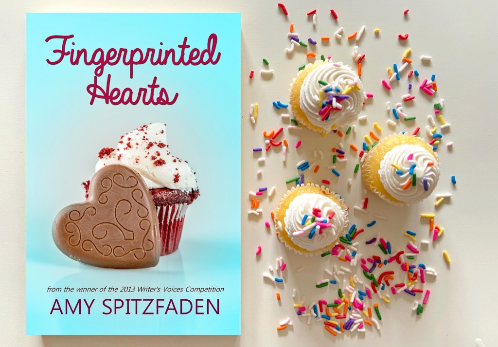 Fingerprinted Hearts by Amy Spitzfaden, Fingerprinted Hearts by Amy Spitzfaden: Book Review, The Travel Bug Bite