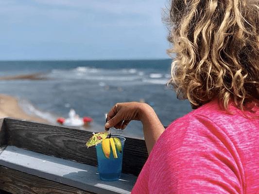 The Pub at Matunuck, The Pub at Matunuck: Beach Dining, Rhode Island, The Travel Bug Bite