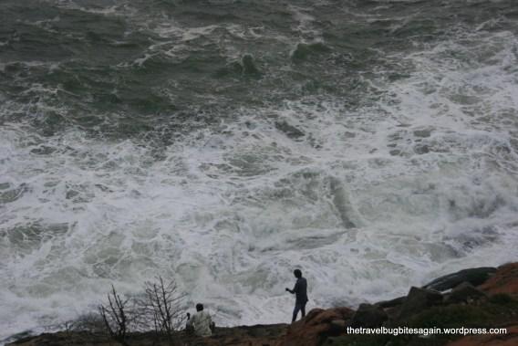 Fishermen, Kovalam beach