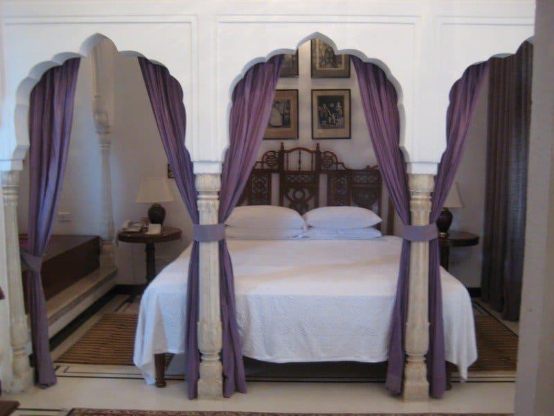 Bedroom-samode-palace-jaipur