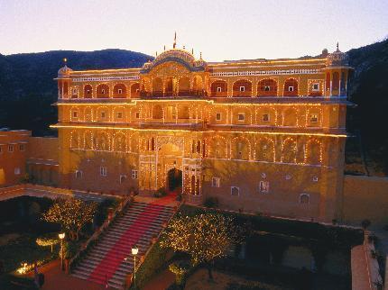 The Enchantment of Samode Palace, Rajasthan