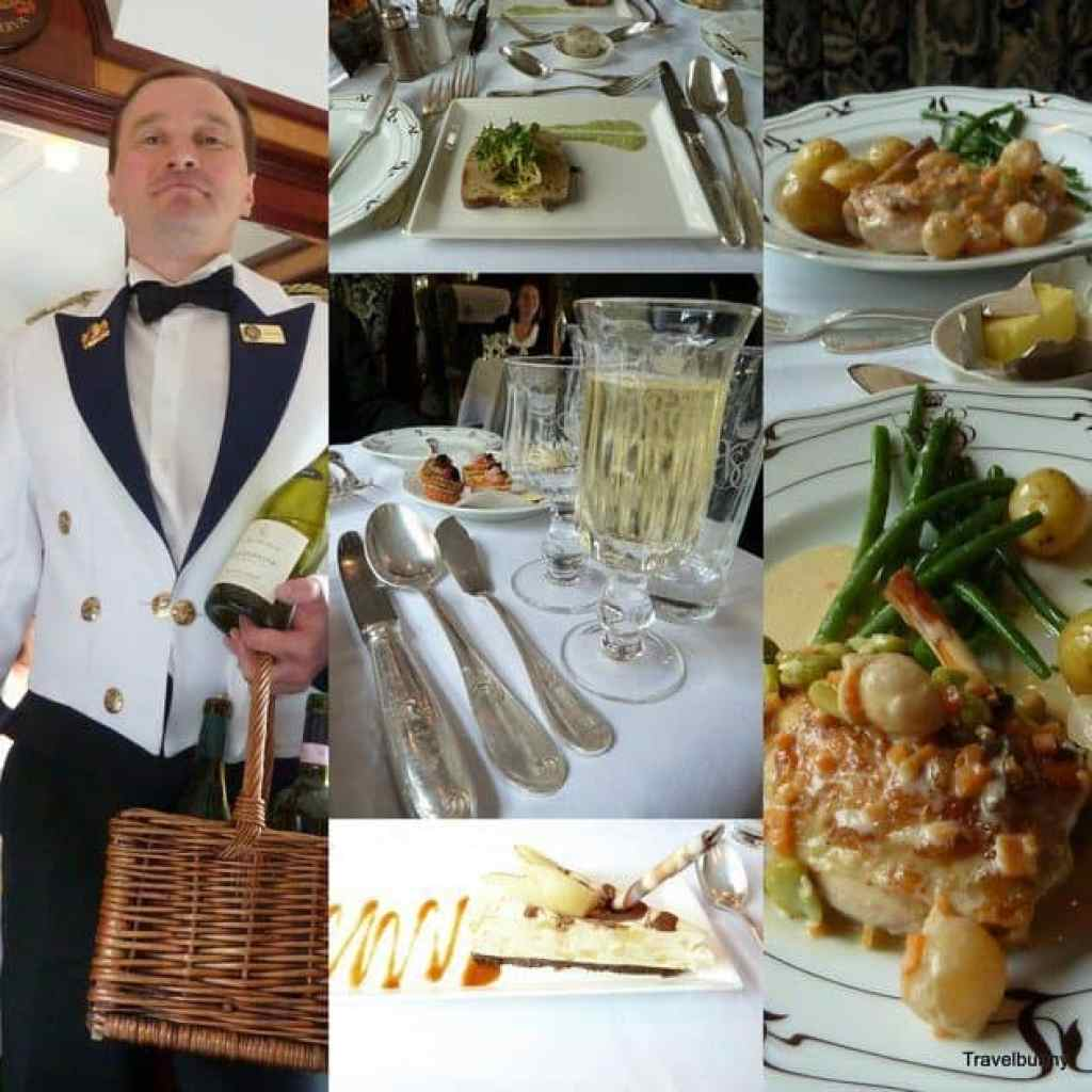 British Pullman Dining