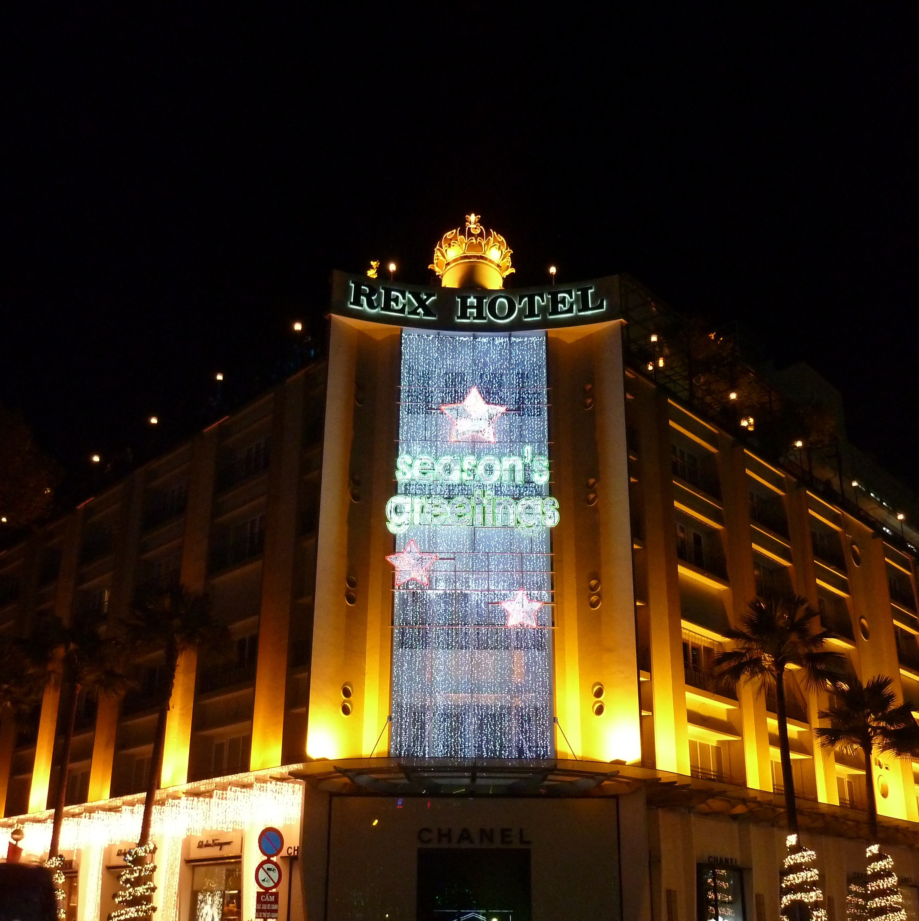 The Rex Hotel Ho Chi Minh