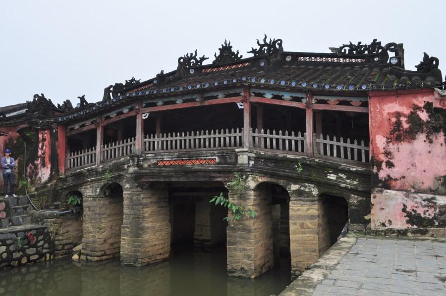 The Japanese Bridge, Hoi An, Vietnam