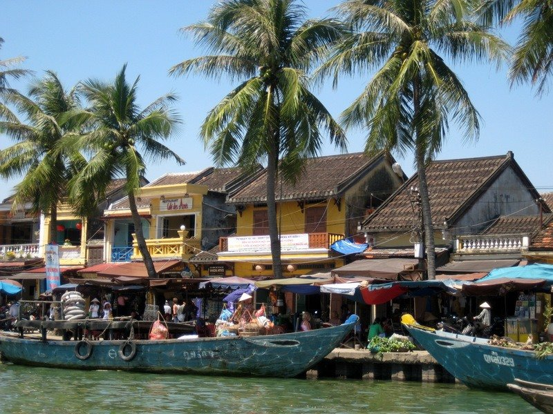 Hoi An from the River