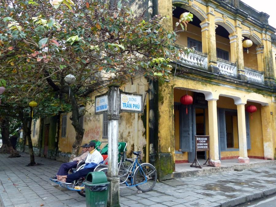 Hoi An Street Signs, Vietnam