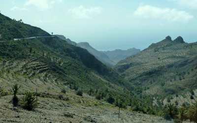 A snapshot of: La Gomera