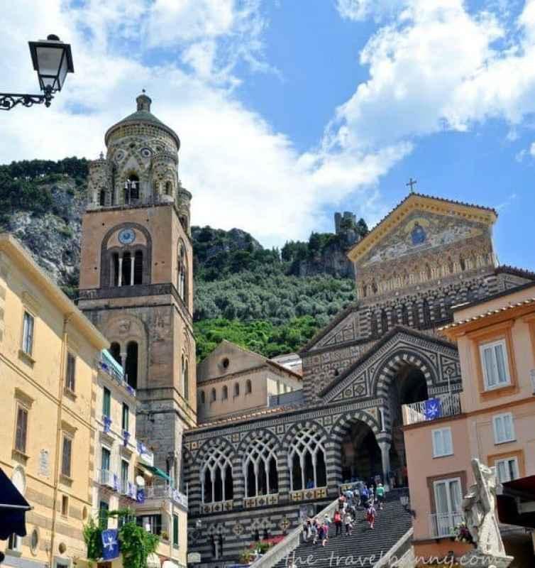 Duomo di Santa Andrea, Amalfi