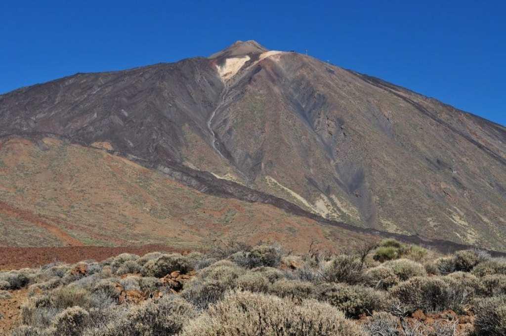 Majestic Mount Teide